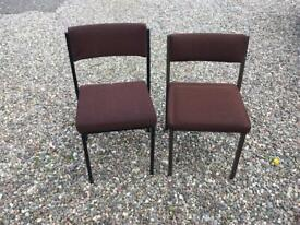 8 Assorted chairs FREE!