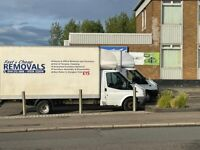 MAN WITH VAN (*** 3 MAN TEAM PRICE FROM £15 ***) VERY CHEAP HOUSE MOVE QUOTE