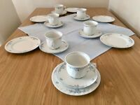 REDUCED! Bavaria Tea Set
