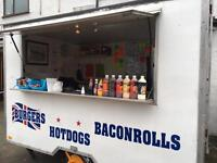Catering trailer 10ftx6ft