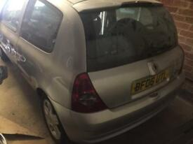 Renault Clio 2006 breaking