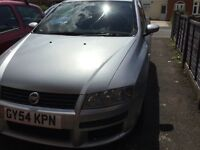 Fiat Stilo dynamic JTD 1.9 cc 1.9cc 134000k 6 months mot quick sale wanted