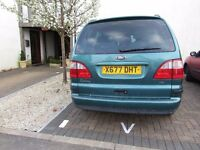 Ford Galaxy Seven Seater 1.9 DIESEL