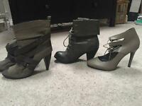 Women's shoes size 4.