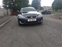 2007 lexus is 220d full year mot ( audi a4 bmw seat vw passat mercedes