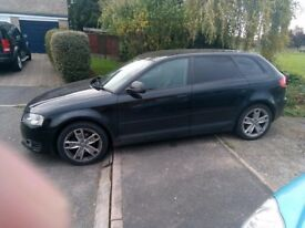 12 months MOT great little car Audi a3