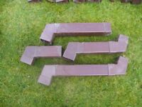 Various drainpipes and guttering