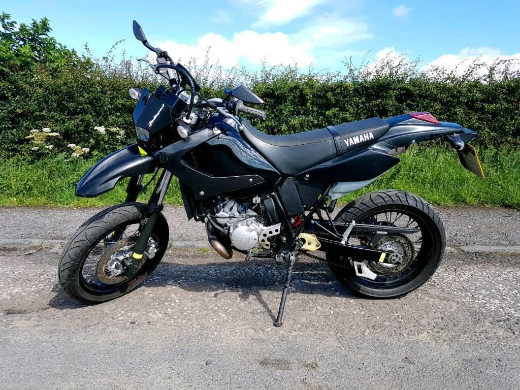 Honda Parts Cheap >> Yamaha DT 125 R Supermoto | in Shandon, Edinburgh | Gumtree