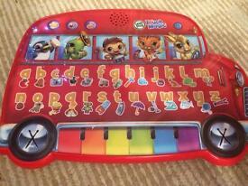 Leapfrog Musical Bus Tablet