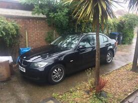 BLACK BMW 318i FOR SALE