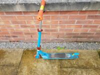 JD bug scooter its hardly been used £30