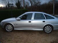 VAUXHALL VECTRA 2.0 TDI MANUAL