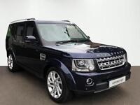 Land Rover Discovery SDV6 HSE (blue) 2015-05-21