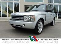 2005 Land Rover Range Rover HSE ONLY 76,000KMS!!