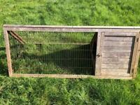 Guinea pig / Rabbit run