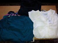 MATERNITY CLOTHES BUNDLE - 12 ITEMS