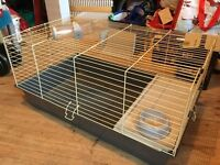 Indoor Guinea Pig (small animal) hutch