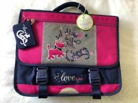 New Chipie School Bag With Purse