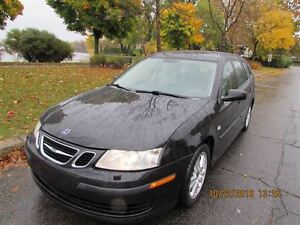 2007 Saab 9-3 Base Manual