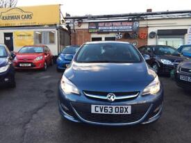 Vauxhall Astra 2.0 automatic diesel five door hatch back