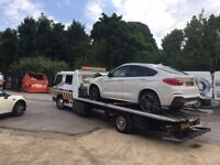 Vehicle recovery services