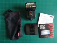 Metz mecablitz M400 Flashgun for Olympus/Panasonic/Leica