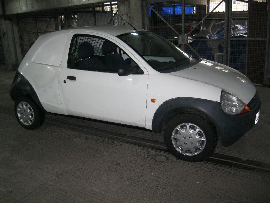 For Sale Ford Ka Van