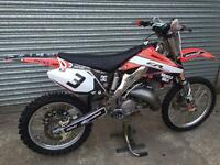 Cr125 2002 srs engine mx bike enduro Honda kx Yz Ktm