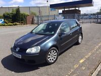 VW GOLF MK5 2005 AUTOMATIC - FULL SERVICE HISTORY + HPI CLEAR