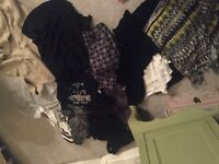 Maternity lots of clothes size 10