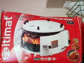 Grill cooker for sale