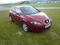 Seat Leon 1.9 TDI Stylance 5dr with full service history