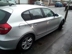 2007 BMW 1 Series 118D SE Only £30 tax year!! Grab a bargain today!! Full service history