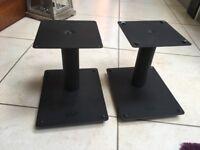 Pair of Speaker Stands