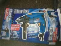 Clarke hammer drill