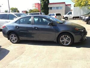 2014 Toyota Corolla LE/NAVIGATION/LEATHER/LOW, LOW KMS! Kitchener / Waterloo Kitchener Area image 6