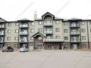 IDEAL 2-BEDROOM CONDO WITH UNDERGROUND PARKING IN SPRUCE GROVE