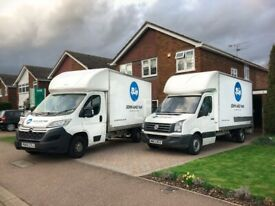 JOHN and VAN – Home removals, Office moves, delivery / man & van services / Welwyn Garden City