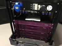 Full fat Audio Amplifiers FFA6004 FFA 6000 FFA 10000 FFA MATRIX / NST ID48