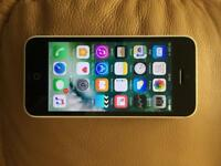 iPhone 5C Vodafone / Lebara white