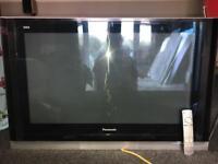 Panasonic TH37 TB500B Plasma TV