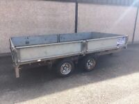 USED IFOR WILLIAMS LM126 TRAILER 2008