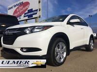 2016 Honda HR-V F-XL NO INSURANCE CLAIMS & CERTIFIED PRE OWNED!