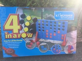 Brand New Children's game giant 4 in a row