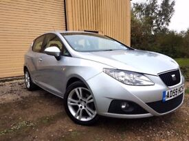 Seat Ibiza 1.4 16v Sport 5dr* p/x welcome *ONE OWNER FROM NEW*