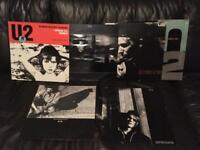 "SOLD 12"" U2 singles job lot lp records vinyl SOLD"