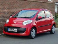 Citroen C1 HDI 1.4 Rhythm (2007/57 Reg) 5 Door + Genuine 78K + Diesel + P/Plate + Ideal First Car