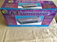 Job lot: A4 laminator. Qty 10