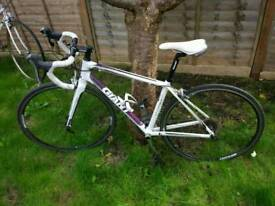 Giant Road Bike (bought for £700 2014)