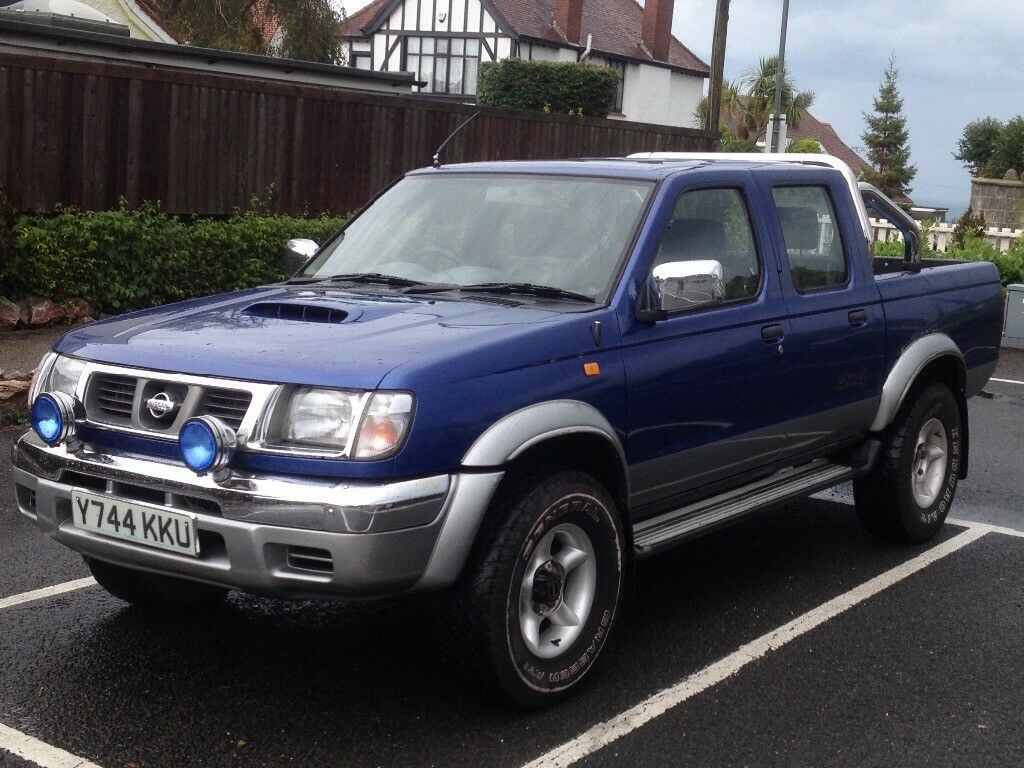 nissan d22 2 5td navara in torquay devon gumtree. Black Bedroom Furniture Sets. Home Design Ideas
